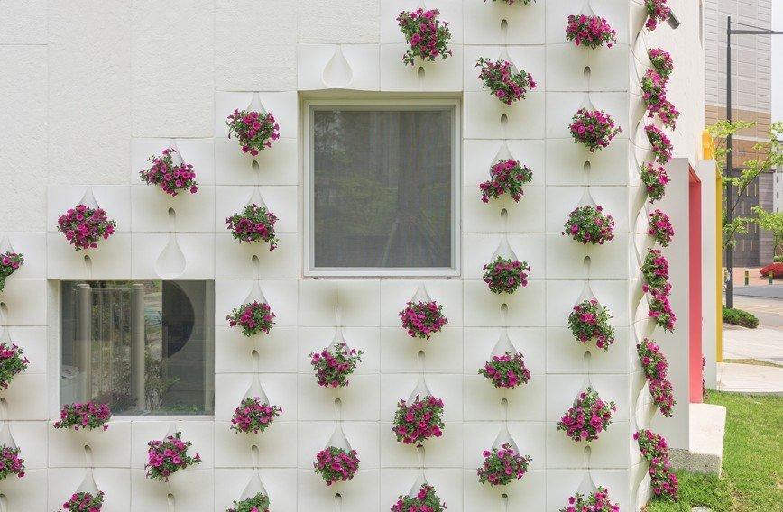 Как украсить фасад дома своими руками 168