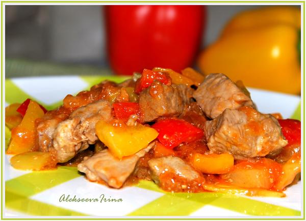 блюда из свинины рецепты с фото