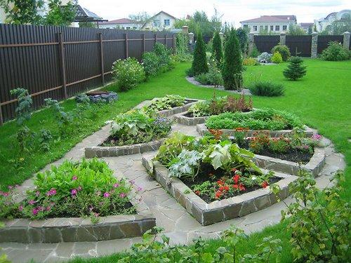 Как создать свой сад и огород