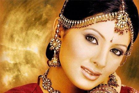 Индийские девушки, красивые фото.: