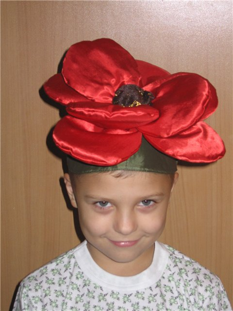 Шляпа своими руками с фото для детей