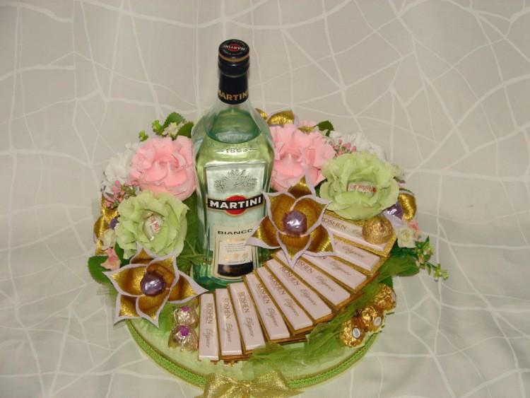 Спиртное подарок женщине на день рождения