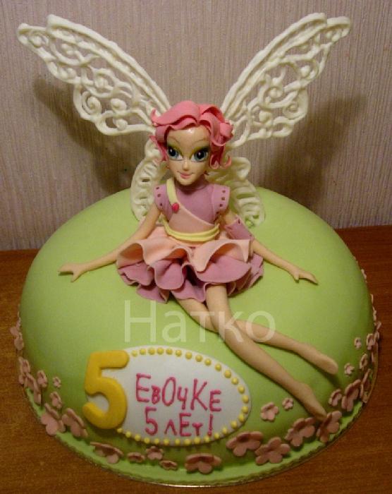 Торт дочери на 5 лет своими руками 51
