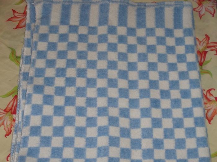 Байковое одеяло своими руками 16
