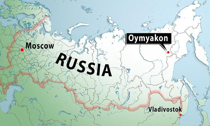 Отдых - Оймякон – самый холодный населенный пункт в мире: http://eva.ru/travel/read-8171.htm