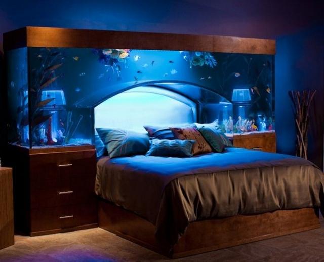 Необычные идеи для спальни фото