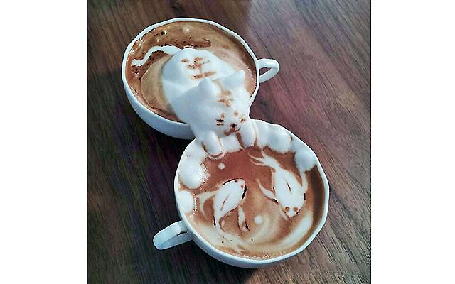Как сделать бумагу на кофе 36