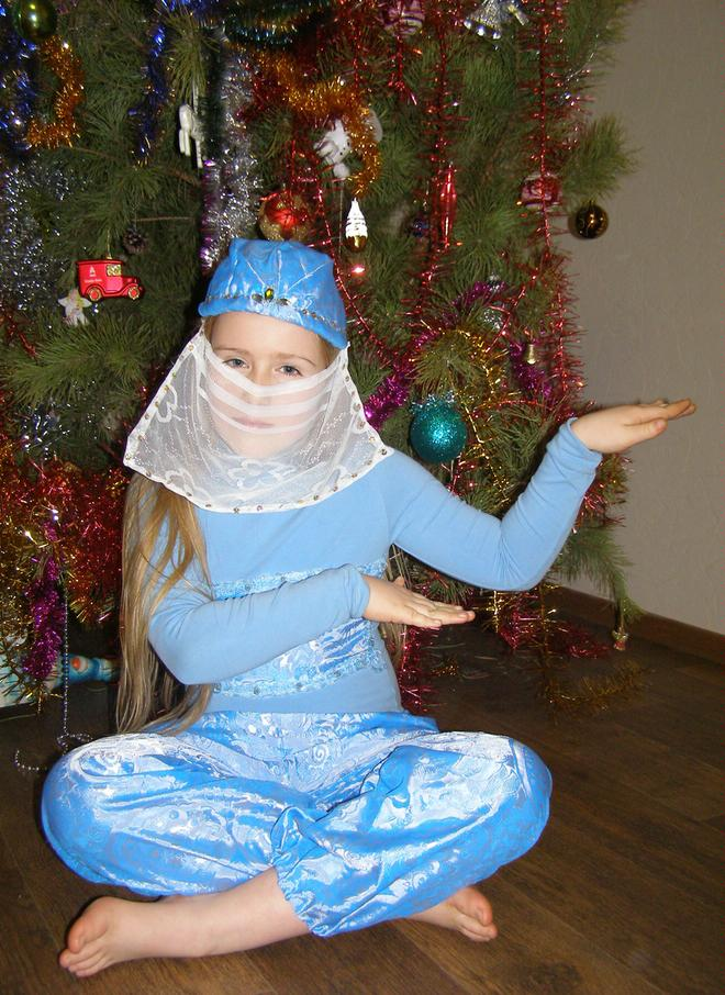 Шамаханская царица костюм своими руками