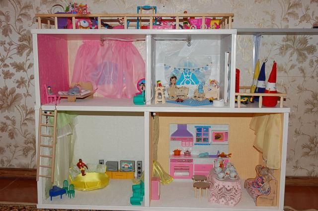 """Как делать всё для барби - Идей на тему """"Мебель Для Кукол в Pinterest 17 лучших"""