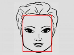 Типы лица : Чтобы эти углы скрыть, нужно нанести на них пудру более темного оттенка, чем основной тон.     Румяна