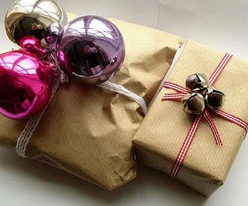 Красиво украсить подарки своими руками