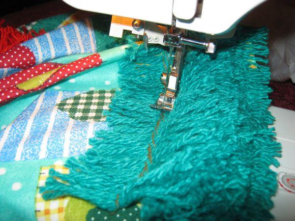Фото как сделать коврик своими руками