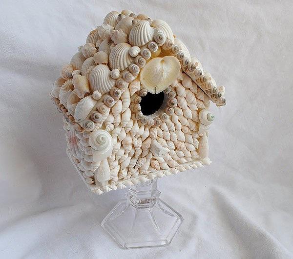 Необыкновенная мозаика из ракушек