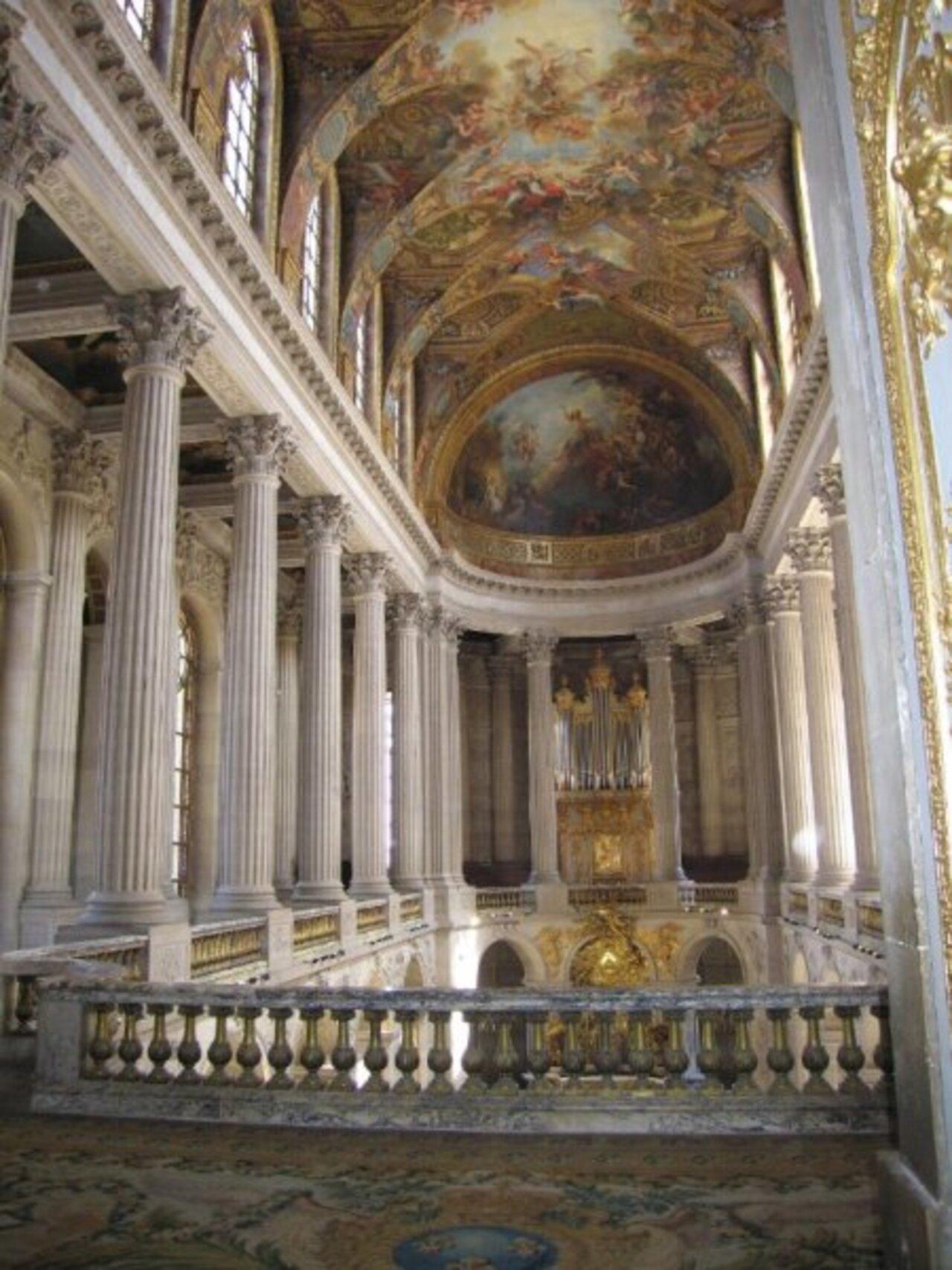 Версальский парк - обворожительный садово-парковый ансамбль известный на весь мир