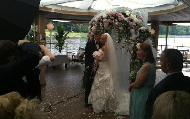 Alle crouch wedding