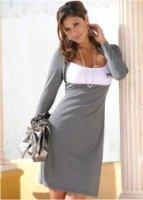 красивые повседневные платья фото