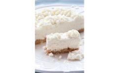 Творожный торт от Юлии Высоцкой