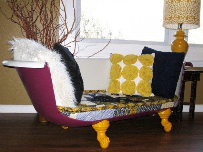 Старый диван своими руками 762