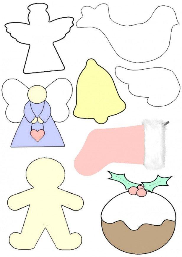 Маленькие звезды из бумаги