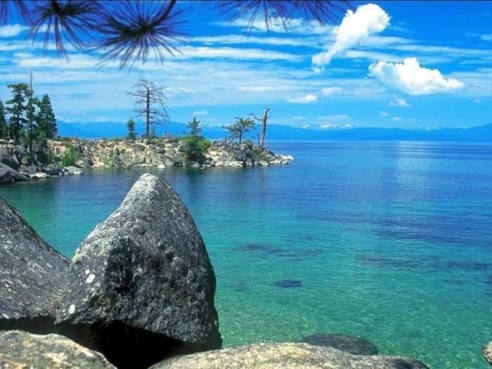 фото озера севан