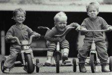 Счастливые фотографии из советского детства