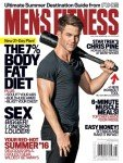 Крис Пайн для журнала Men's Fitness