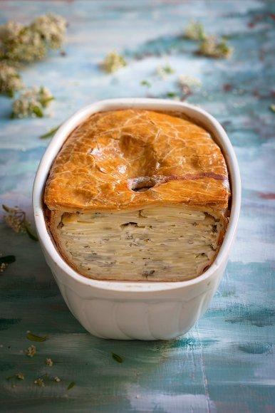 Любимые блюда Клода Моне опубликовали в книге: