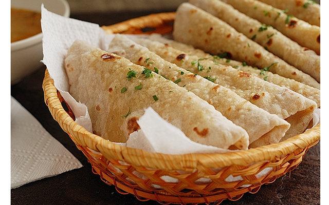 Индийские лепешки рецептов