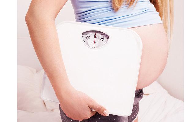 Беременных набирающих большой вес