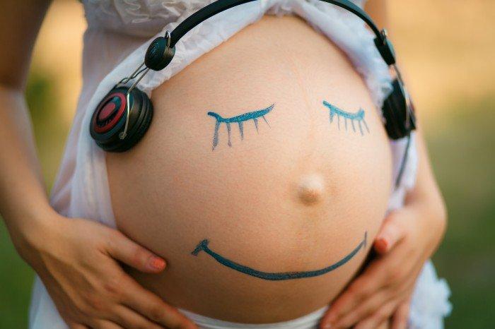 Статус когда девушка беременна 91