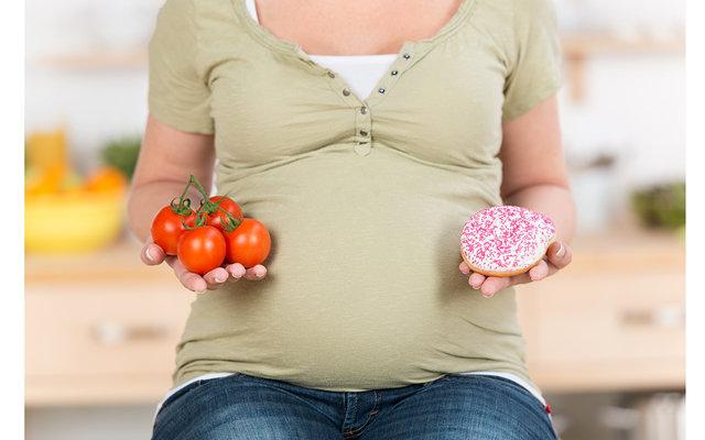 Питание беременной с лишним весом 95