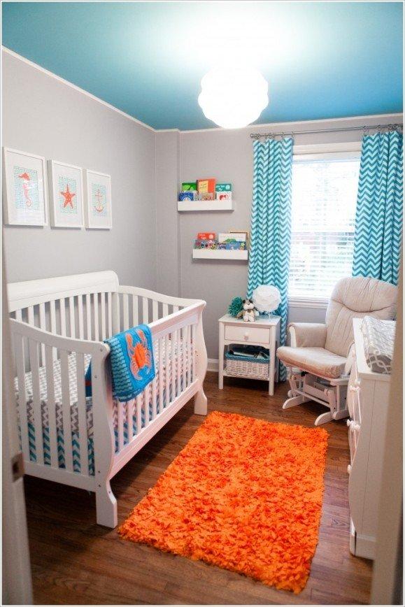 Дизайн комнат младенцев