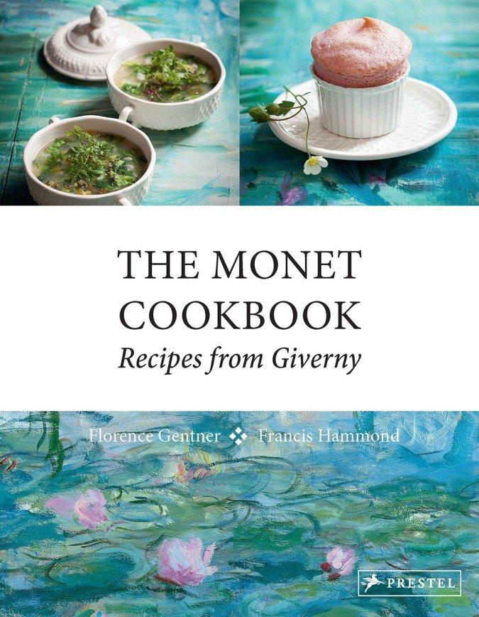 Любимые блюда Клода Моне опубликовали в книге: Нет-нет, не подумайте, что художник готовил сам, как он сам про себя говорил: [i]«Кроме живописи и садоводства, я больше ни
