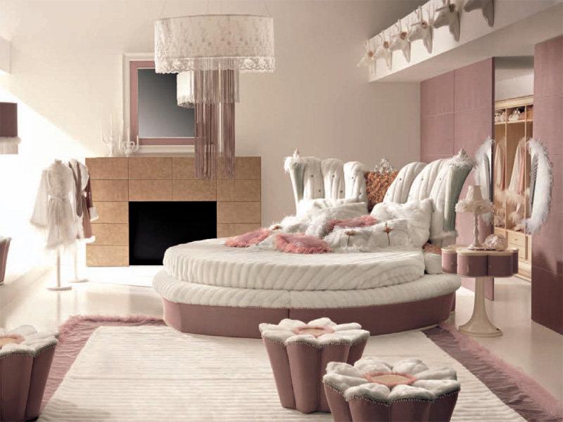 Круглая кровать - роскошь или реальность?