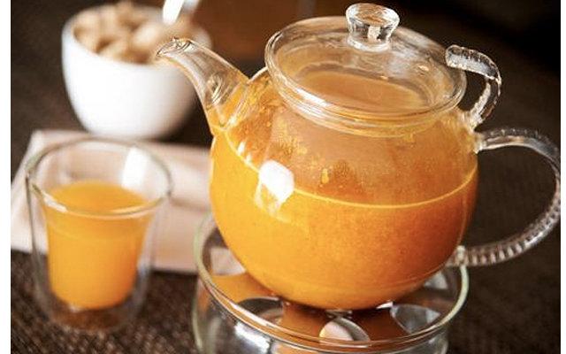 Чай с облепихой как заварить