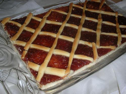 Пирог с вареньем на скорую руку рецепт с пошагово без яиц
