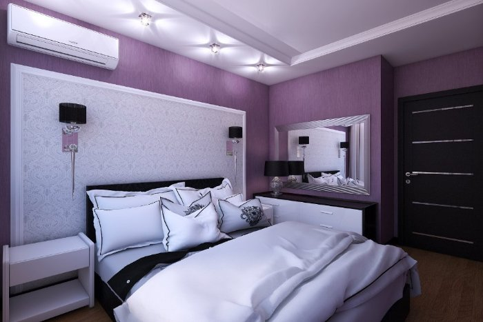 Спальня супругов дизайн фото