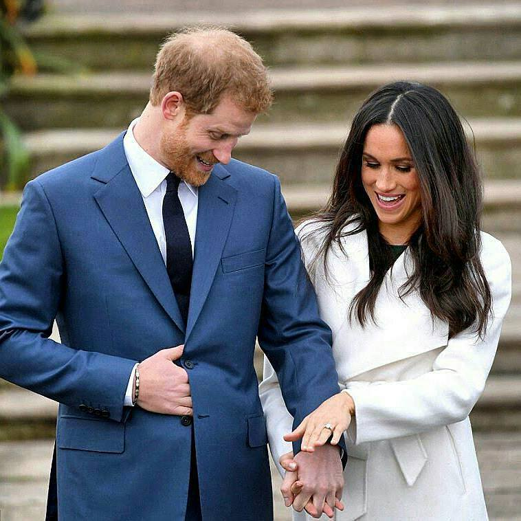 Prince Harry and Meghan Markles wedding date and venue