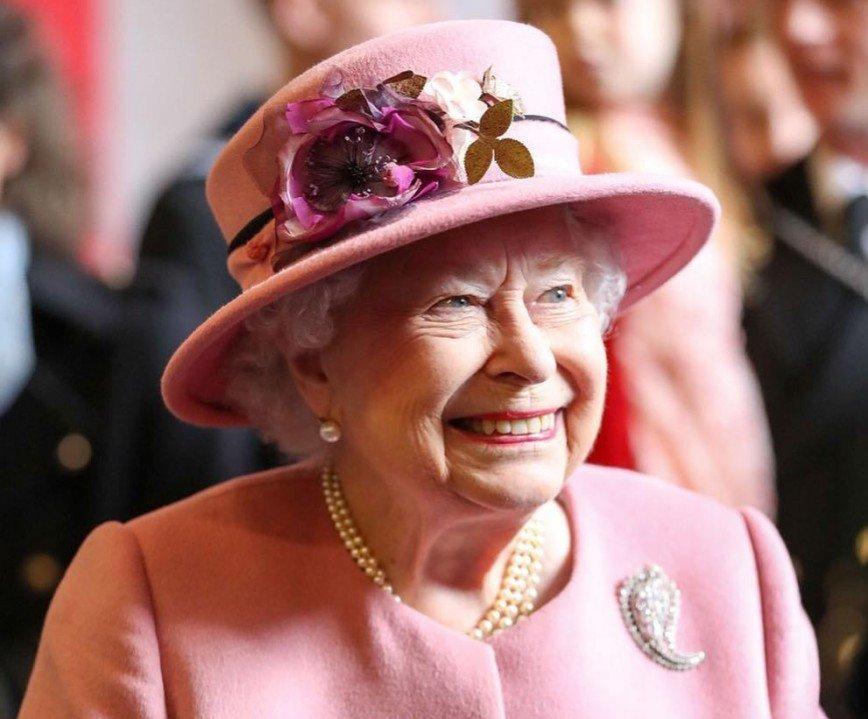 Поздравление от королевы елизаветы