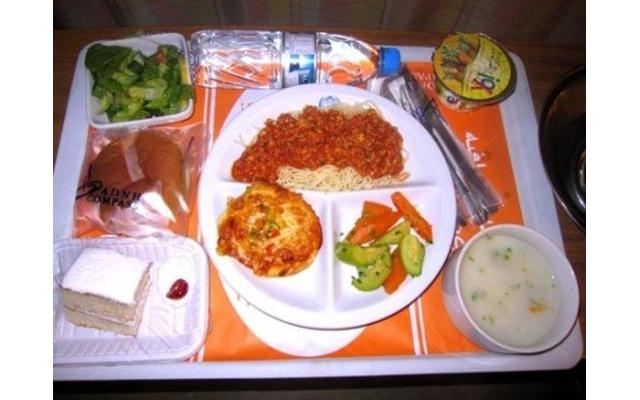 Приготовить еду как в больнице