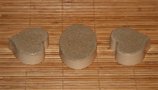 Мыло из красной глины своими руками