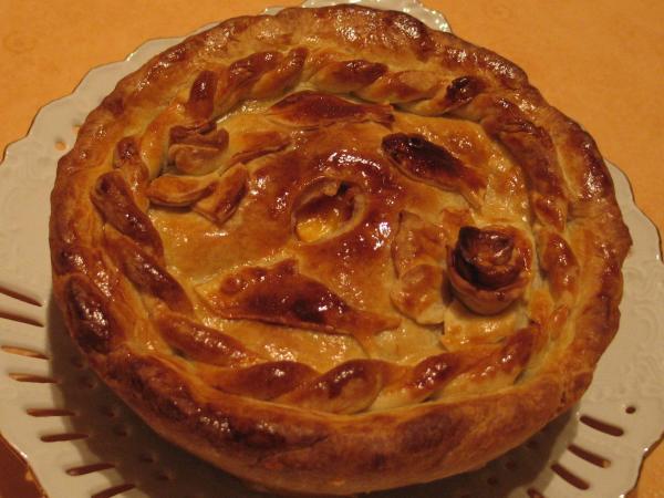 Рецепты красивых пирожков с фото