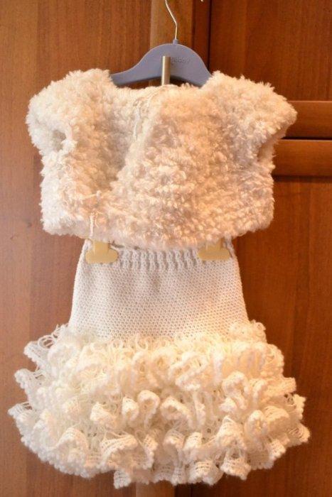 Как сделать накидку для костюма снежинки