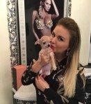 Анна Семенович познакомила с дочерью