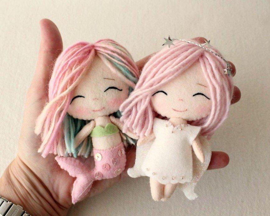 Забавные куколки от Шелли Даун