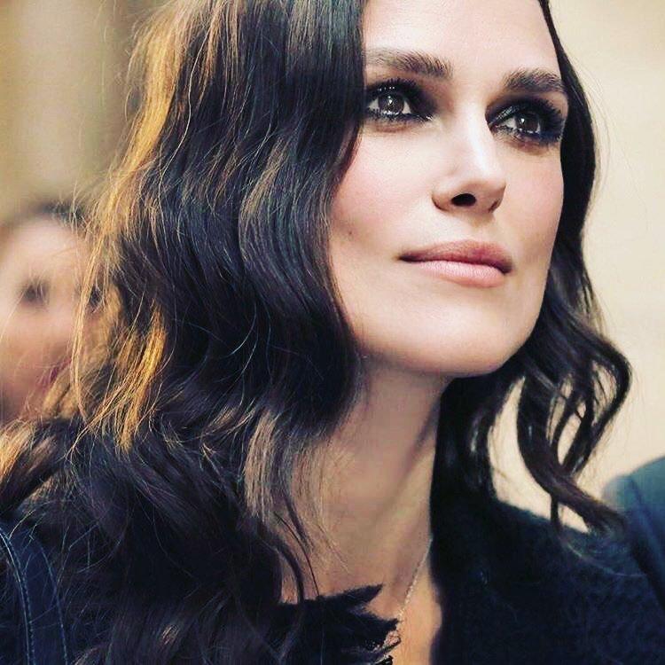 Keira knightley instagram