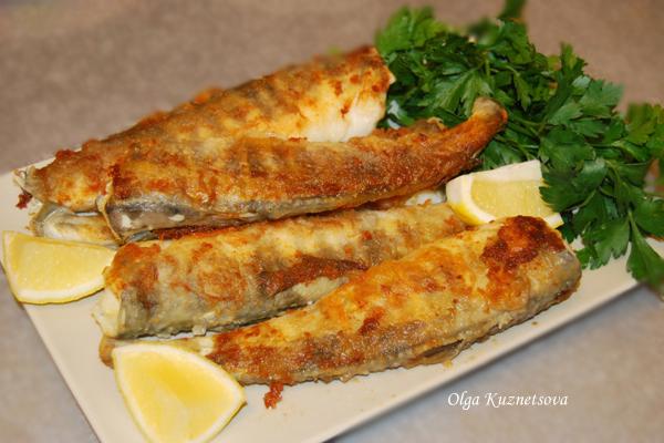 рецепты рыба с фото