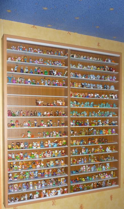 Полка для коллекций своими руками