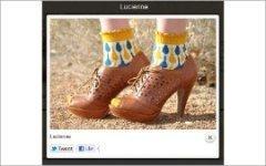 Дизайнерские носочки к летнему сезону