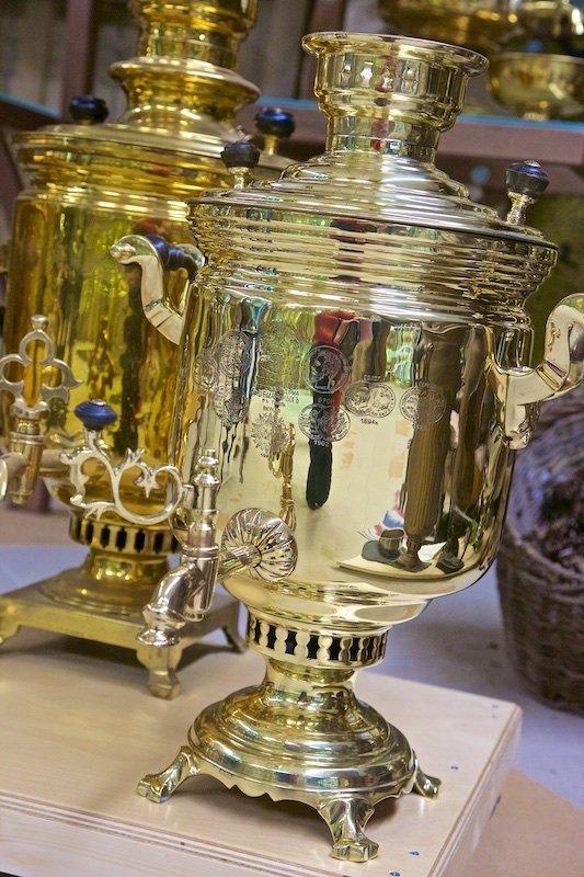 Выпей чайку - позабудешь тоску!: Что выбрать - золото или никель?